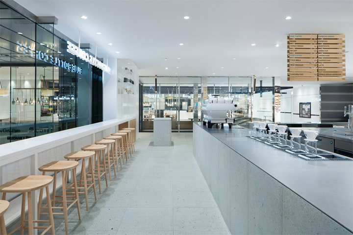 Shinagawa Cafe - Thiết kế quán cà phê đơn giản xu hướng hiện đại 6