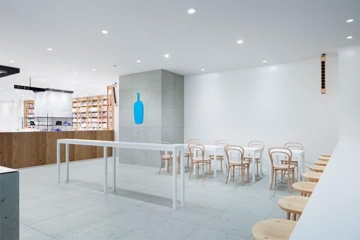 Shinagawa Cafe - Thiết kế quán cà phê đơn giản xu hướng hiện đại 7
