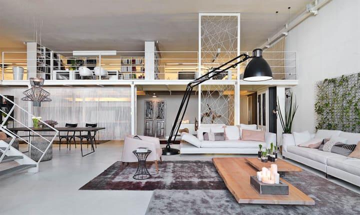 Mẫu thiết kế căn hộ đẹp và sáng tạo từ những nghệ sĩ phong cách 1