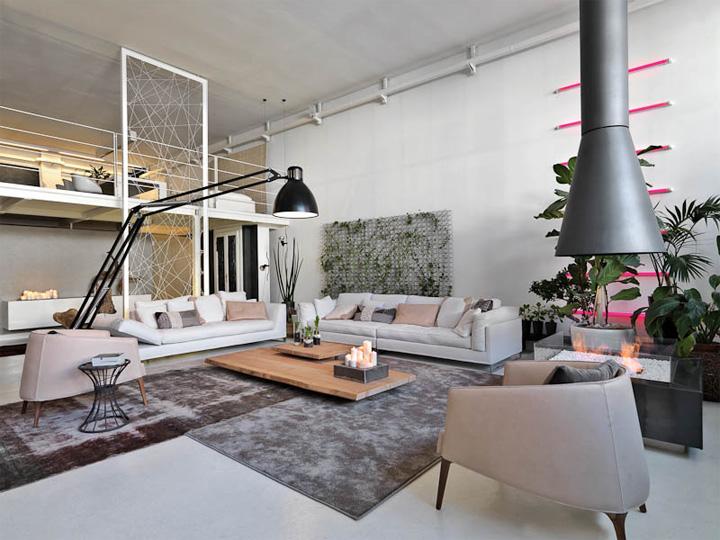 Mẫu thiết kế căn hộ đẹp và sáng tạo từ những nghệ sĩ phong cách 8