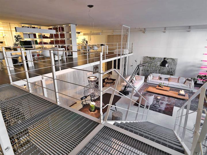 Mẫu thiết kế căn hộ đẹp và sáng tạo từ những nghệ sĩ phong cách 9