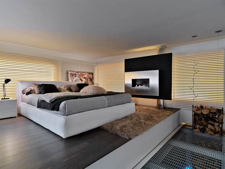 Mẫu thiết kế căn hộ đẹp và sáng tạo từ những nghệ sĩ phong cách 11