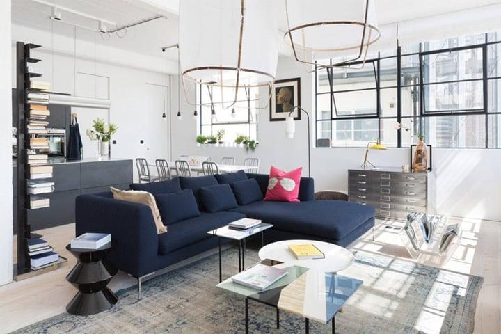 Cải tạo không gian công nghiệp thành một căn hộ đầy nắng xinh đẹp 15