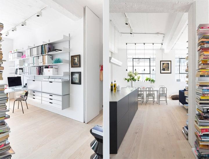 Cải tạo không gian công nghiệp thành một căn hộ đầy nắng xinh đẹp 4