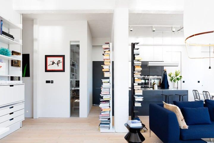 Cải tạo không gian công nghiệp thành một căn hộ đầy nắng xinh đẹp 5