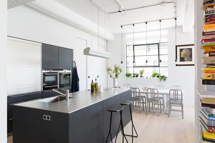 Cải tạo không gian công nghiệp thành một căn hộ đầy nắng xinh đẹp 7