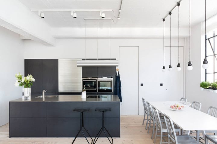 Cải tạo không gian công nghiệp thành một căn hộ đầy nắng xinh đẹp 9