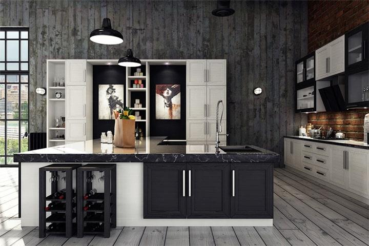 3 mẫu căn hộ phong cách thiết kế công nghiệp sành điệu 13