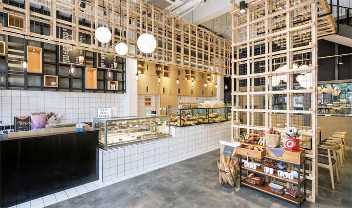Nhà hàng Beauty Free Baking - Phong cách công nghiệp thu hút 3
