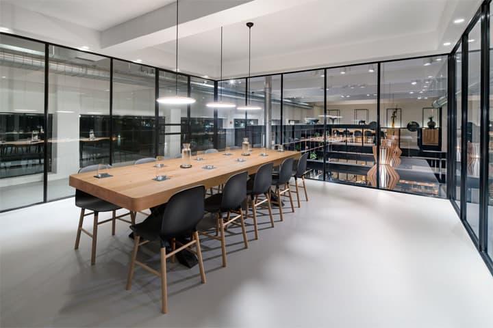 Vẻ đẹp hiện đại lôi cuốn với dự án cải tạo nhà hàng cafe Capriole 8