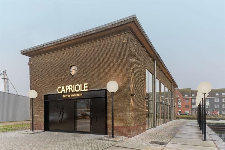 Vẻ đẹp hiện đại lôi cuốn với dự án cải tạo nhà hàng cafe Capriole 14