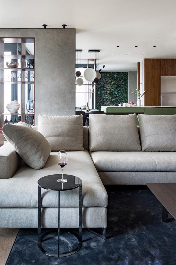 Mẫu nhà đẹp ở Kiev theo phong cách thiết kế nội thất hiện đại 2