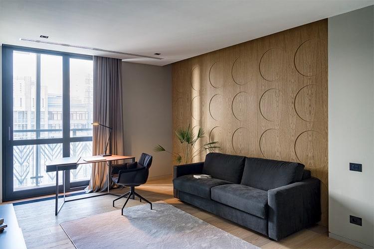 Mẫu nhà đẹp ở Kiev theo phong cách thiết kế nội thất hiện đại 27