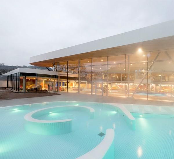 Nhà tắm hơi ở Bad Ems với các thiết kế phòng xông hơi siêu đẹp 5