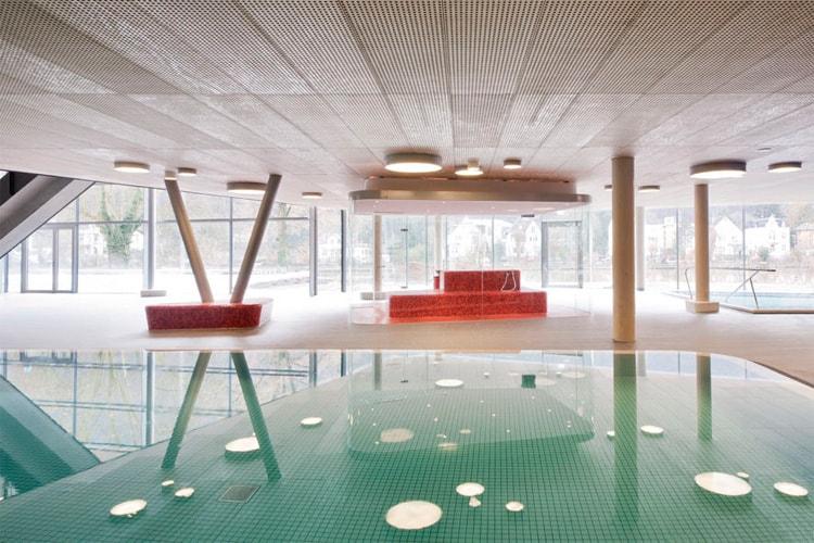 Nhà tắm hơi ở Bad Ems với các thiết kế phòng xông hơi siêu đẹp 11