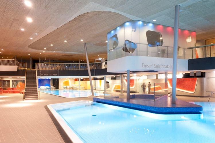 Nhà tắm hơi ở Bad Ems với các thiết kế phòng xông hơi siêu đẹp 12