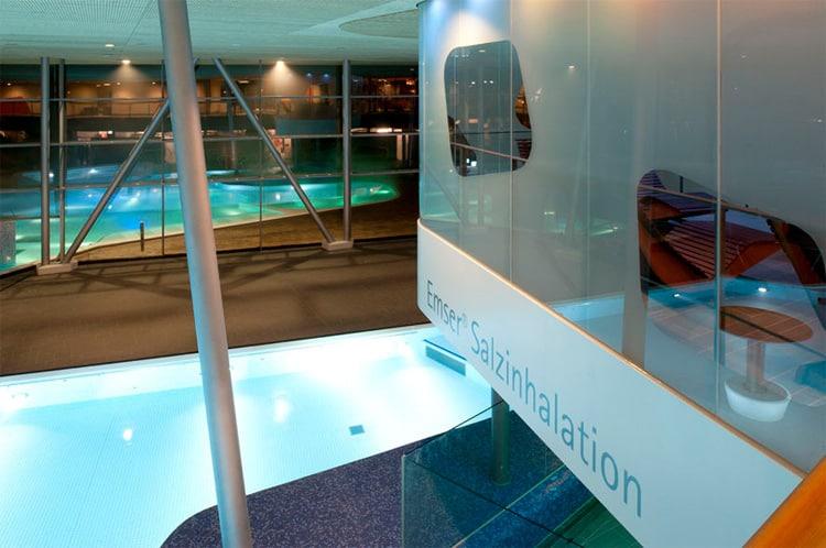 Nhà tắm hơi ở Bad Ems với các thiết kế phòng xông hơi siêu đẹp 18