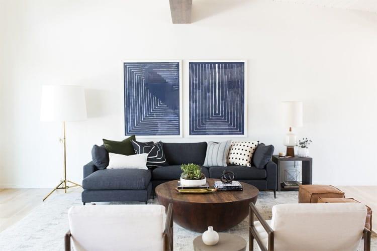 6 mẹo cải tạo phòng khách cực hiệu quả mà bạn có thể làm ngay 2