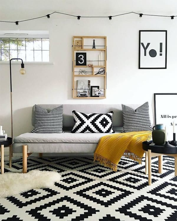 6 mẹo cải tạo phòng khách cực hiệu quả mà bạn có thể làm ngay 3
