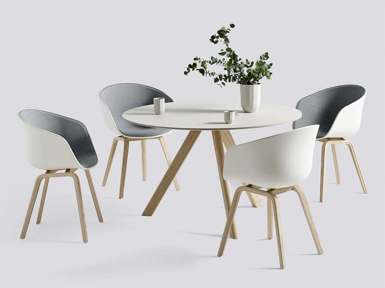 50 mẫu ghế hiện đại kết hợp bàn ăn HOT nhất hiện nay 3