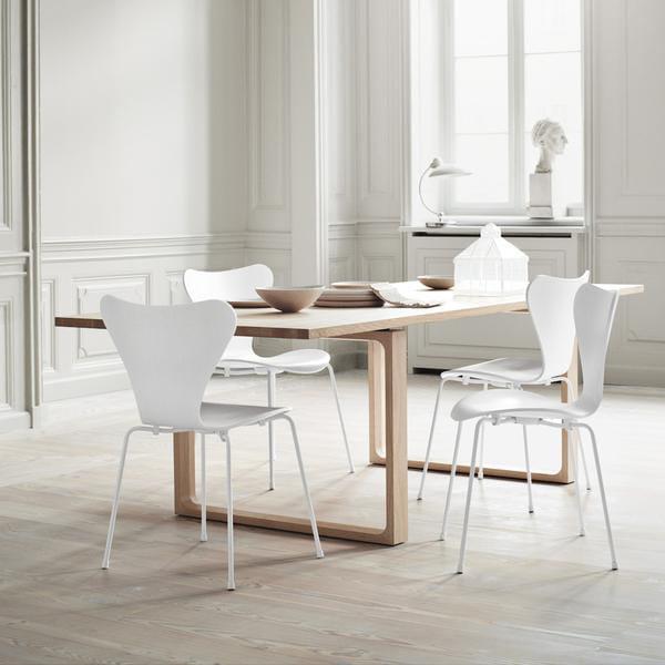 50 mẫu ghế hiện đại kết hợp bàn ăn HOT nhất hiện nay 13
