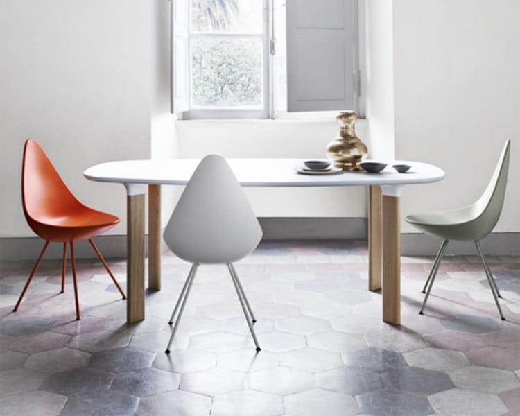 50 mẫu ghế hiện đại kết hợp bàn ăn HOT nhất hiện nay 20
