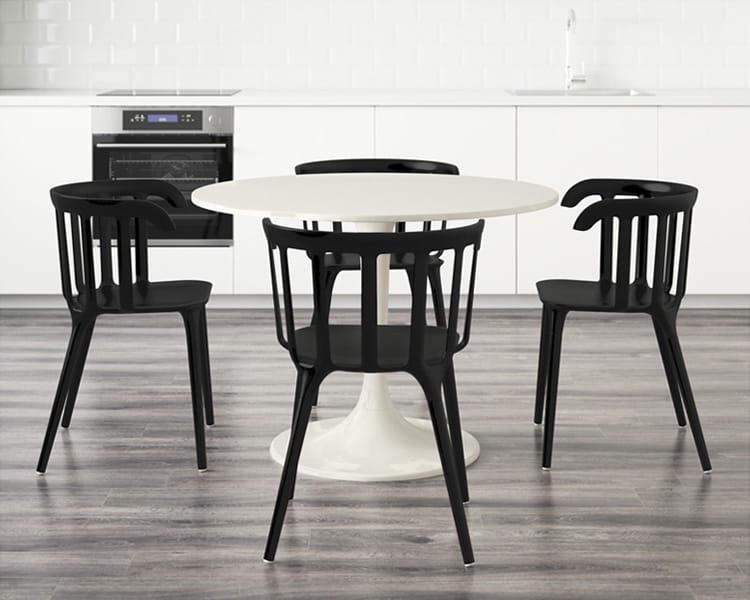 50 mẫu ghế hiện đại kết hợp bàn ăn HOT nhất hiện nay 16