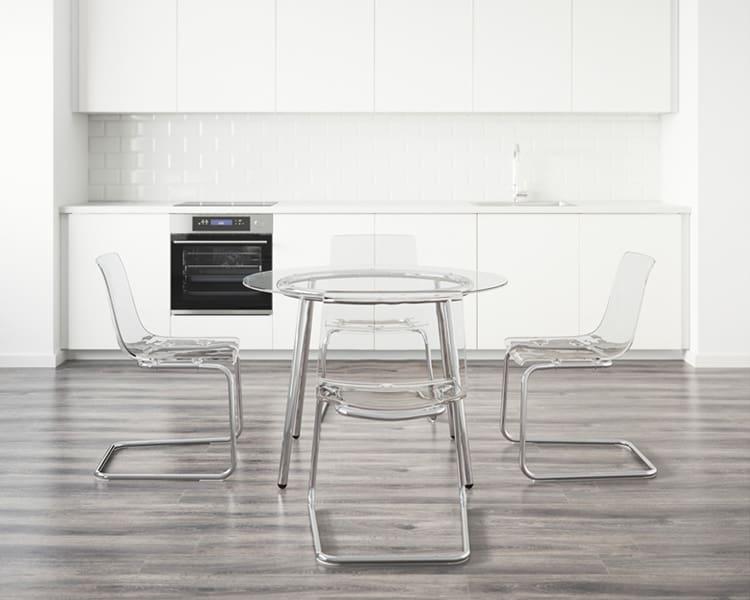 50 mẫu ghế hiện đại kết hợp bàn ăn HOT nhất hiện nay 33