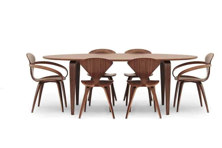 50 mẫu ghế hiện đại kết hợp bàn ăn HOT nhất hiện nay 24