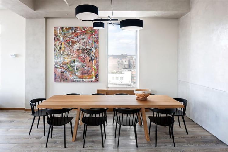 50 mẫu ghế hiện đại kết hợp bàn ăn HOT nhất hiện nay 35