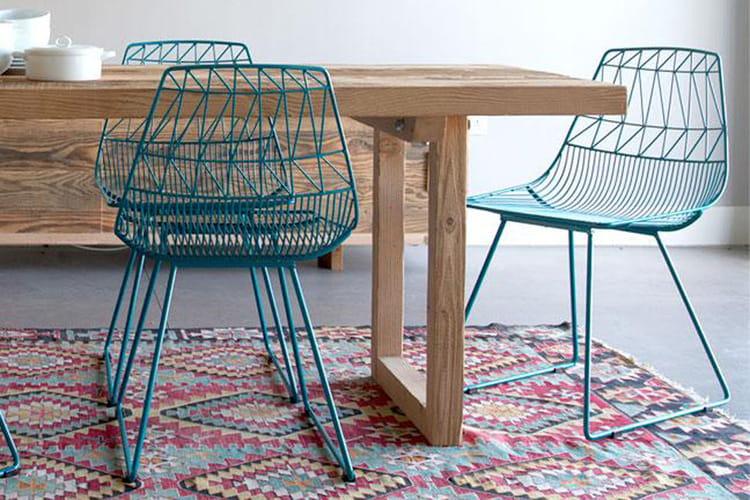 50 mẫu ghế hiện đại kết hợp bàn ăn HOT nhất hiện nay 50