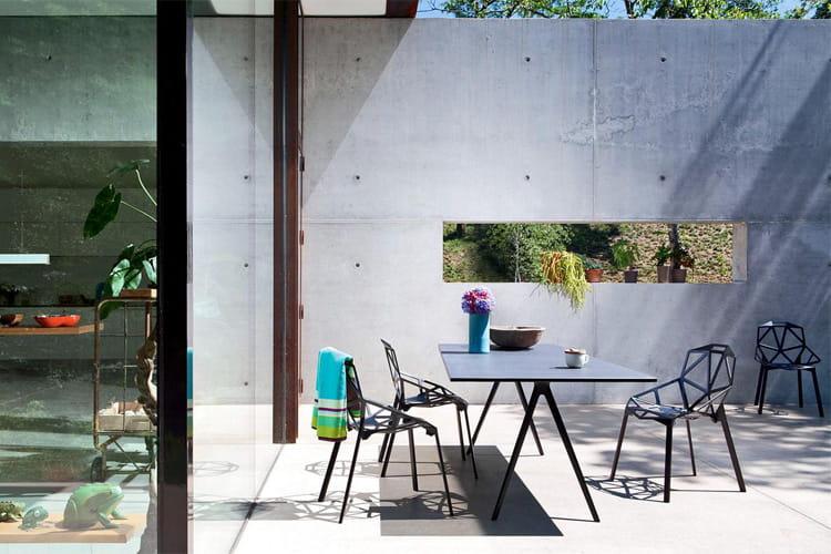 50 mẫu ghế hiện đại kết hợp bàn ăn HOT nhất hiện nay 48