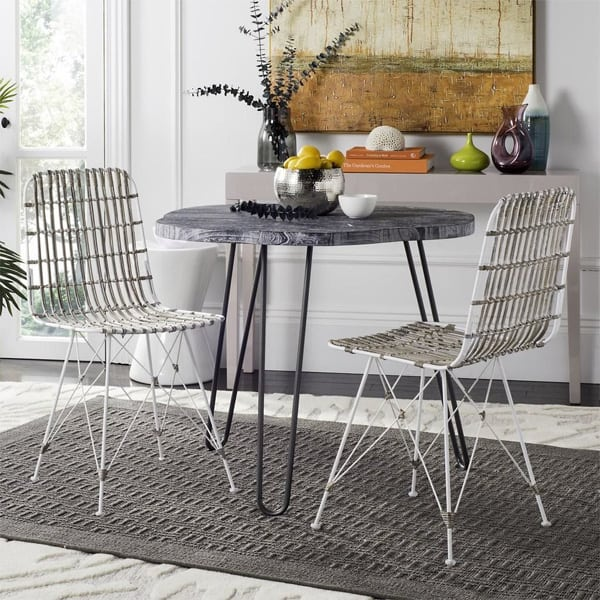 50 mẫu ghế hiện đại kết hợp bàn ăn HOT nhất hiện nay 46