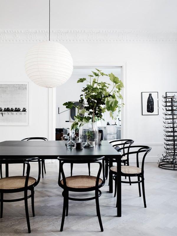 50 mẫu ghế hiện đại kết hợp bàn ăn HOT nhất hiện nay 36