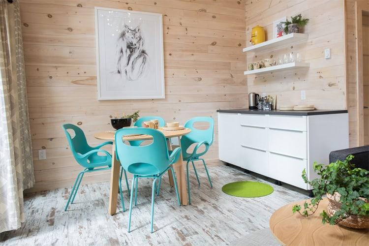 50 mẫu ghế hiện đại kết hợp bàn ăn HOT nhất hiện nay 1
