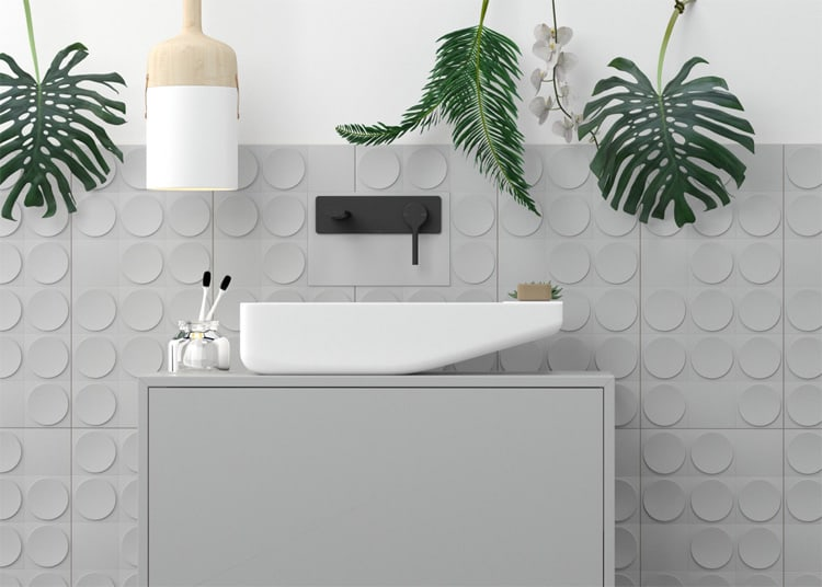 Mẫu Thiết kế phòng tắm đang trở thành xu hướng năm 2021 - Ảnh 7