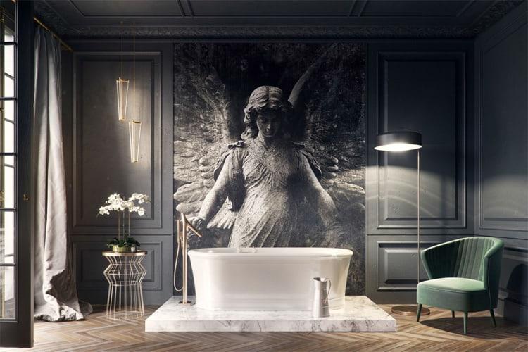 Mẫu Thiết kế phòng tắm đang trở thành xu hướng năm 2021 - Ảnh 8