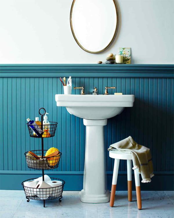 32 cách trang trí cho phòng tắm có diện tích nhỏ hẹp vô cùng hiệu quả 2