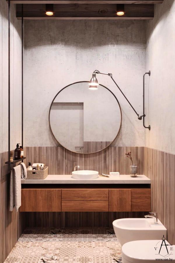 32 cách trang trí cho phòng tắm có diện tích nhỏ hẹp vô cùng hiệu quả 11