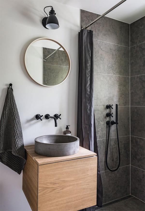 32 cách trang trí cho phòng tắm có diện tích nhỏ hẹp vô cùng hiệu quả 13