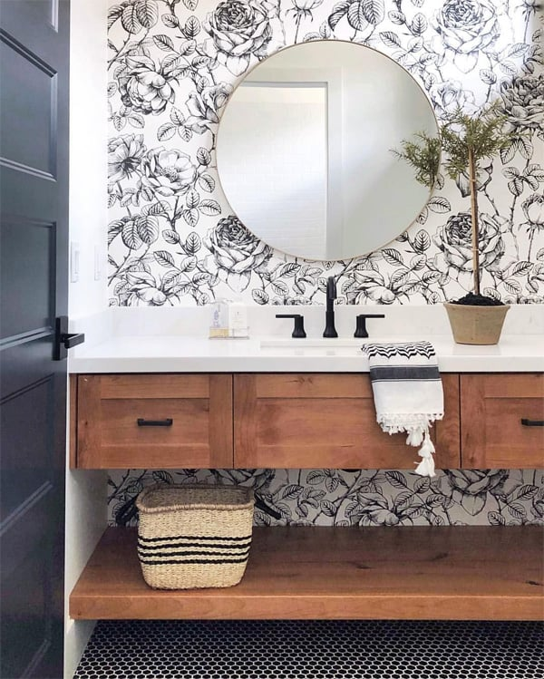 32 cách trang trí cho phòng tắm có diện tích nhỏ hẹp vô cùng hiệu quả 16