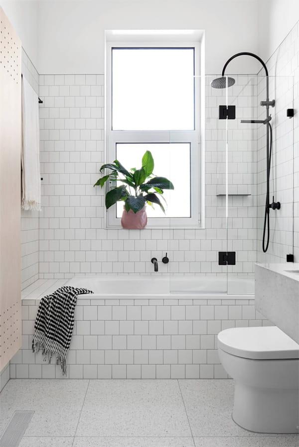 32 cách trang trí cho phòng tắm có diện tích nhỏ hẹp vô cùng hiệu quả 17