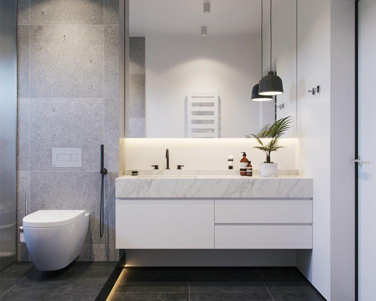 32 cách trang trí cho phòng tắm có diện tích nhỏ hẹp vô cùng hiệu quả 18