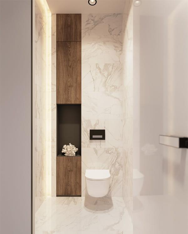 32 cách trang trí cho phòng tắm có diện tích nhỏ hẹp vô cùng hiệu quả 20