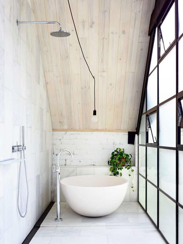 32 cách trang trí cho phòng tắm có diện tích nhỏ hẹp vô cùng hiệu quả 21
