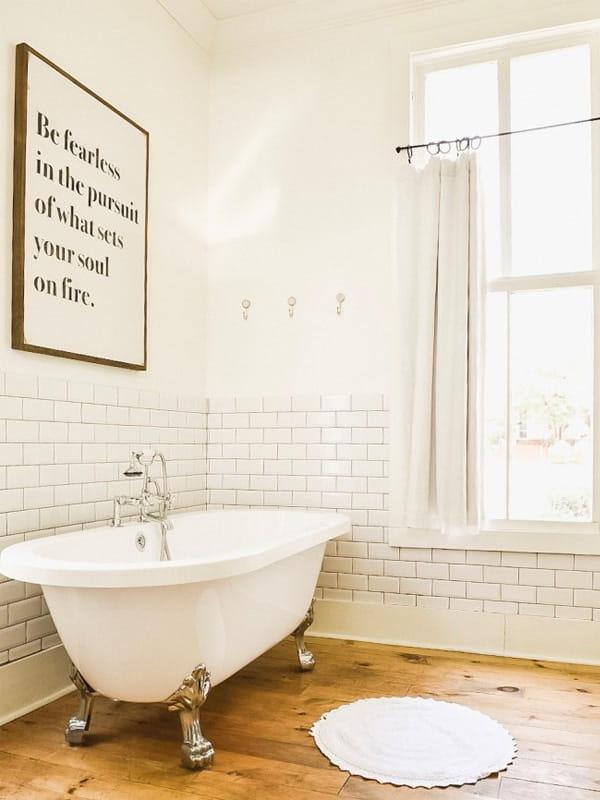32 cách trang trí cho phòng tắm có diện tích nhỏ hẹp vô cùng hiệu quả 24