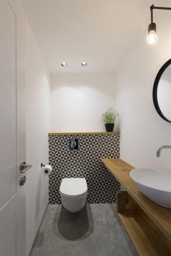 32 cách trang trí cho phòng tắm có diện tích nhỏ hẹp vô cùng hiệu quả 25