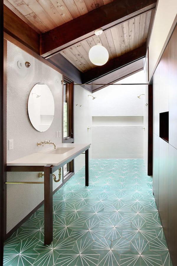32 cách trang trí cho phòng tắm có diện tích nhỏ hẹp vô cùng hiệu quả 31
