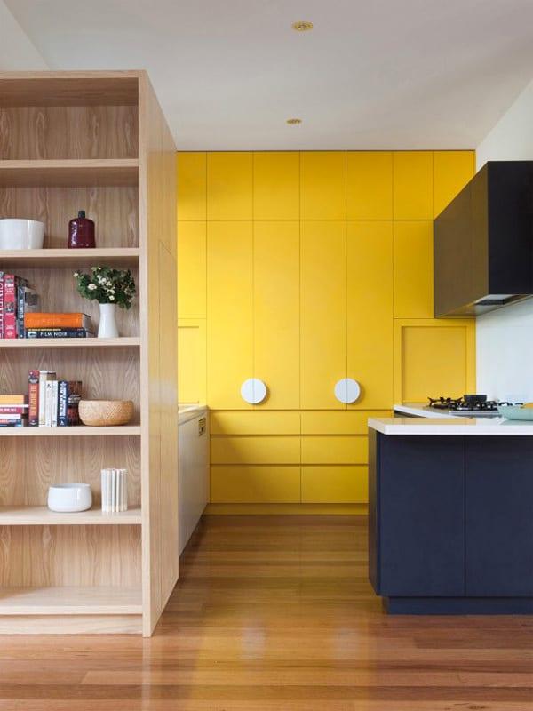 18 ý tưởng phối màu cho nhà bếp theo tông màu Pastel 5