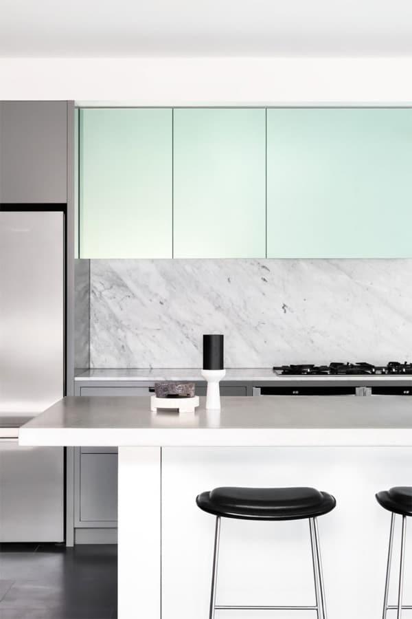 18 ý tưởng phối màu cho nhà bếp theo tông màu Pastel 16